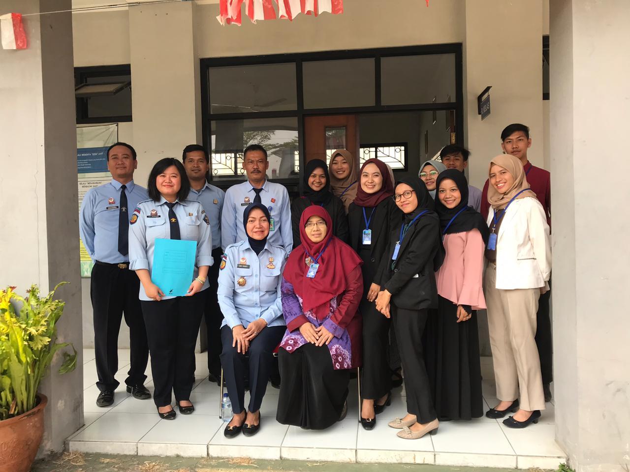 Kerjasama Dept Psikologi UPI & Lembaga Pembinaan Khusus Anak (LPKA) Bandung